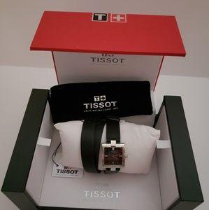 Tissot Women's T02 Wrap Watch, 31.6 mm